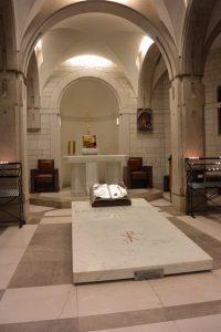 Johannes Paulus II heiligdom 1 kl