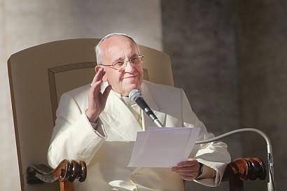 Boodschap paus voor Wereldmissiedag