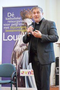 Start Lourdes 2018 Cornelissen kl
