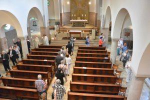 Start Lourdes 2018 lichtprocessie kl