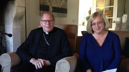 Herhaling uitzending 'Onderweg' met kardinaal Eijk