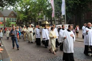Willibrordprocessie 2017 op 10 september