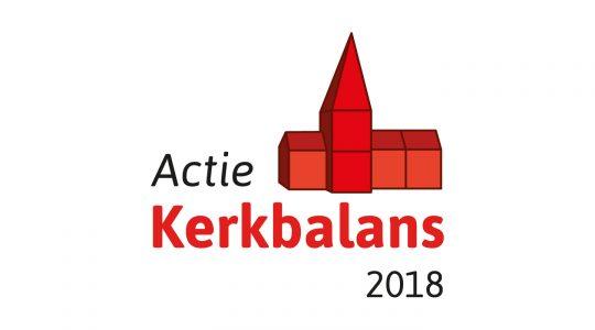 Nieuw logo voor Actie Kerkbalans
