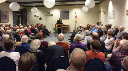 Barneveld: lezing kardinaal Eijk over 'voltooid leven'