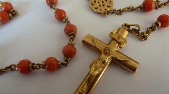Wereldwijd rozenkransgebed met paus Franciscus