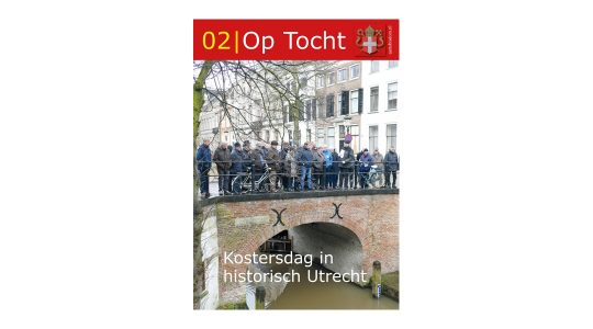 Gevarieerd februarinummer bisdomblad Op Tocht