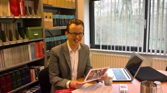 Bisschoppen wensen Danny Hakvoort zegen en inspiratie