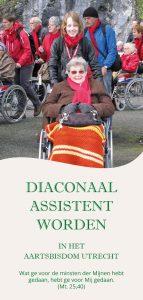 Diaconaal assistent worden - versie 2018