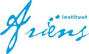 Ariëns logo pms cyaan