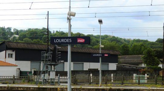 Bisdombedevaart Lourdes: treinstakingen in Frankrijk