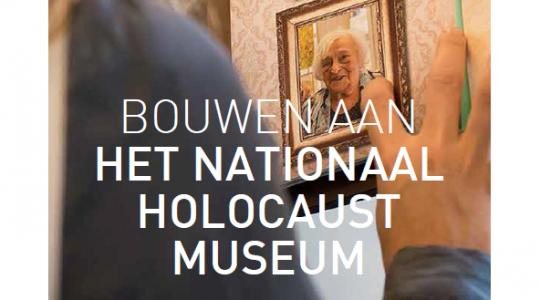Katholieke steun voor Nationaal Holocaust Museum