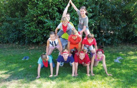 Kinderkamp En Jongerenreis In Zomer 2019 Aartsbisdom