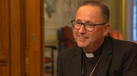 Geloofsgesprek: mgr. Woorts over jongerenbedevaart Rome