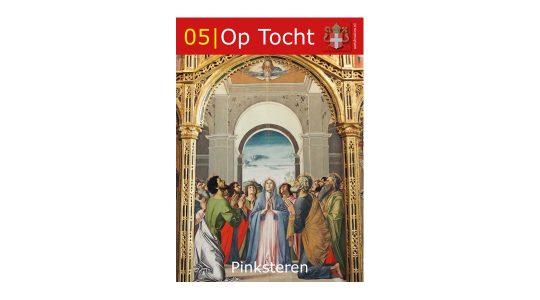Gevarieerde mei-editie bisdomblad 'Op Tocht'