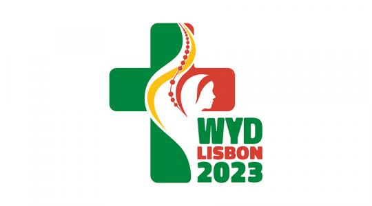 Logo Wereldjongerendagen 2023 gepresenteerd