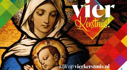 Nederlandse bisschoppen lanceren website: Vier Kerstmis!