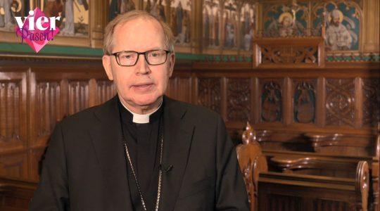 Video: 'We staan stil bij het lijden van Christus'