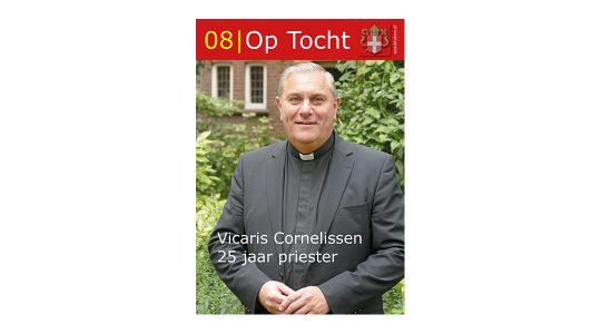 Gevarieerd oktobernummer magazine 'Op Tocht'